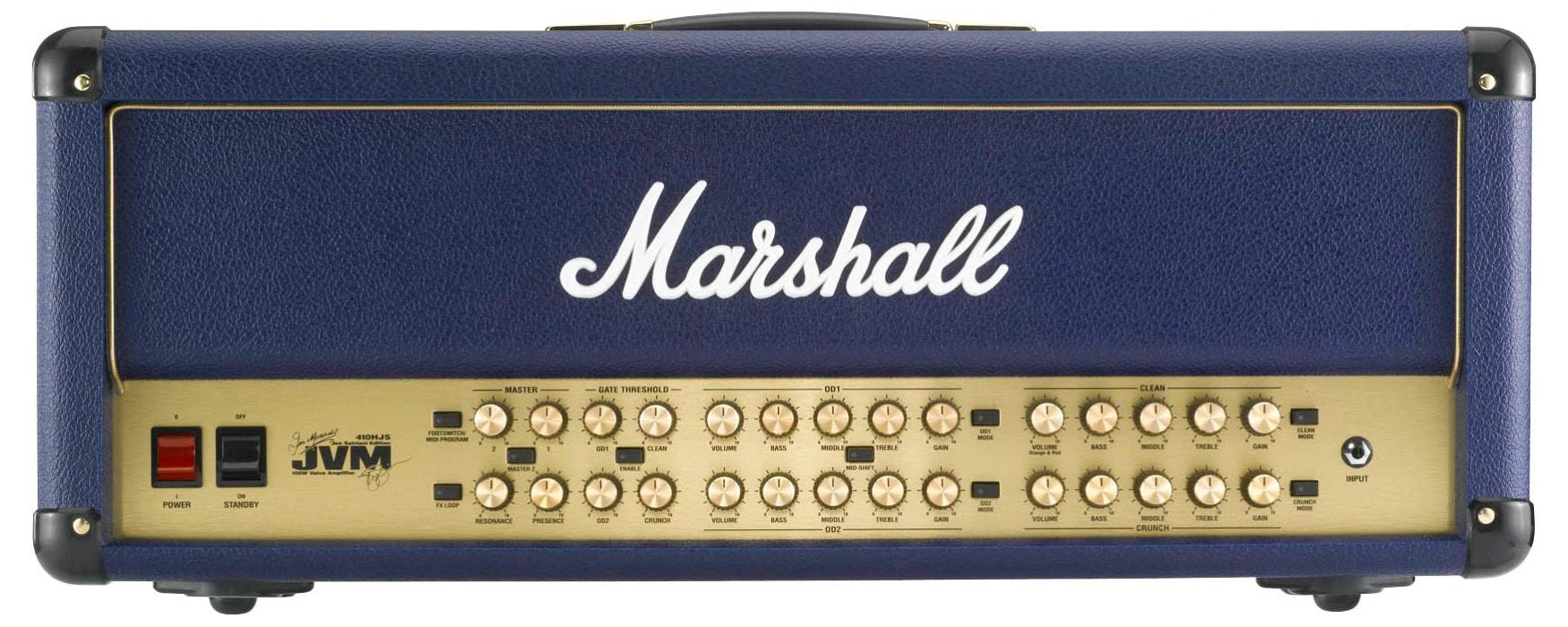 Marshall JS410HJSB signature Joe Satriani JS