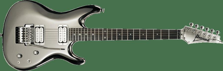 Ibanez JS2prm signature Joe Satriani JS chrome