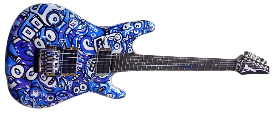 Ibanez JS3 signature Joe Satriani
