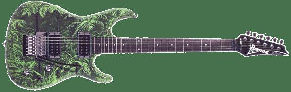 Ibanez JS5 signature Joe Satriani