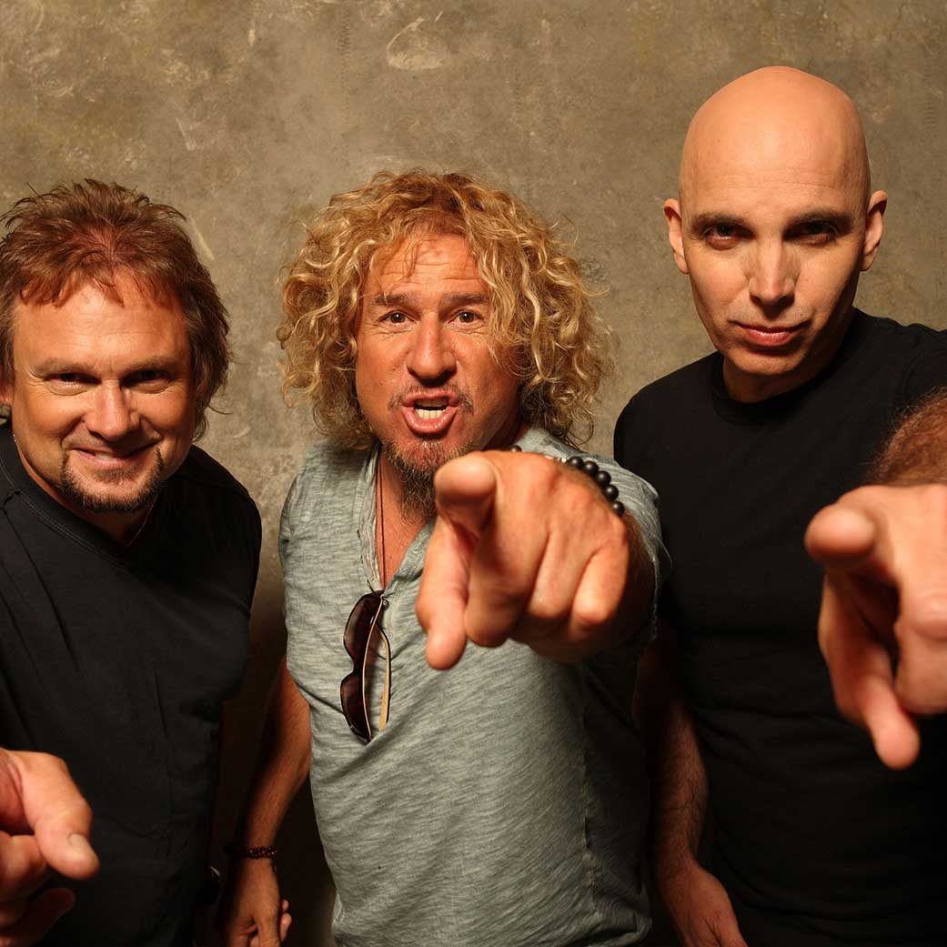 picture photo chickenfoot pictures photos joe satriani sammy hagar chad smith kenny aronoff