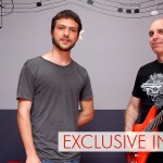 Exclusive Joe Satriani Interview 2014