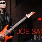 Joe Satriani Universe 2014 launching