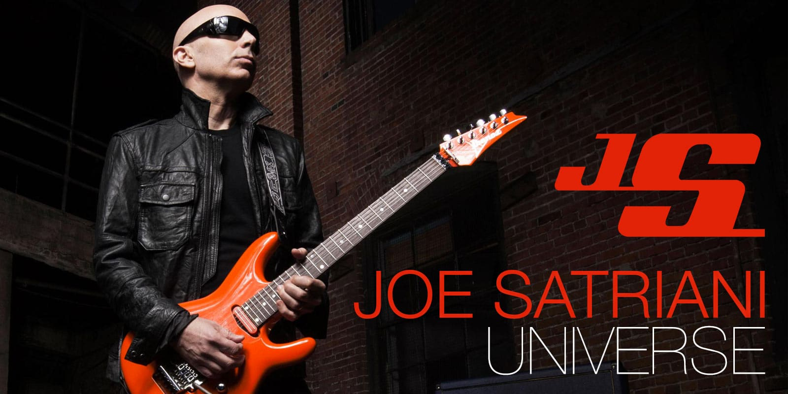 Joe Satriani Universe 2014 launching