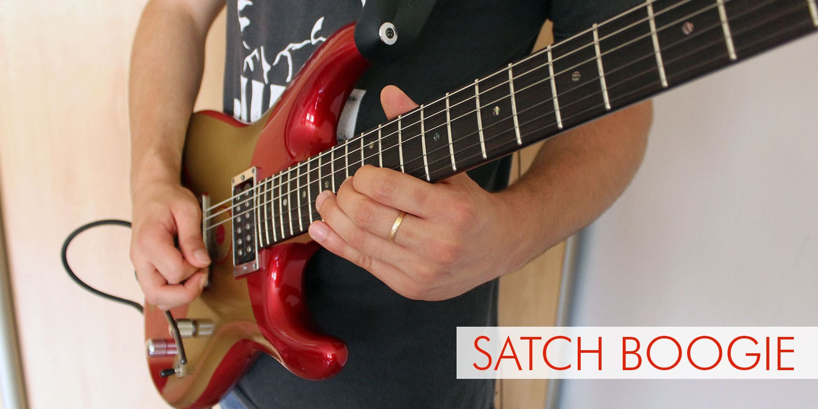 Satch Boogie Lesson Saturax