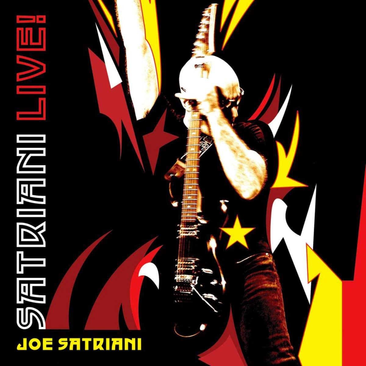 Joe Satriani live! 2006