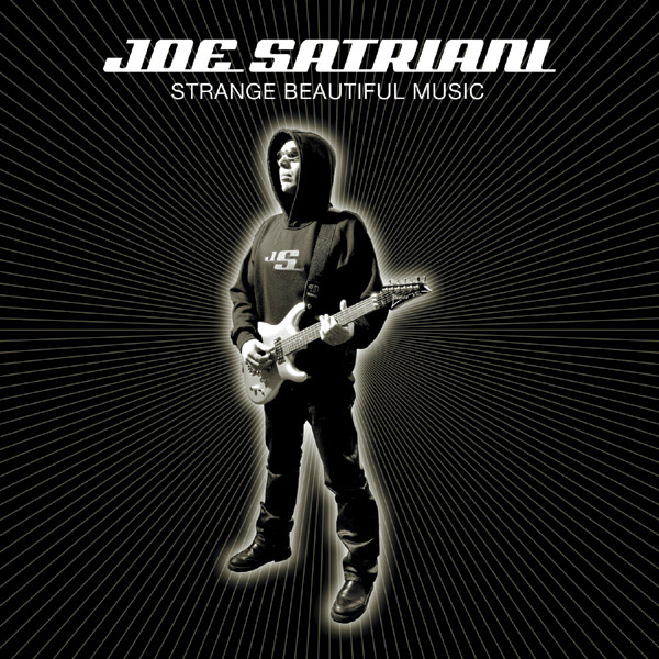 Strange Beautiful Music Joe Satriani 2002 album CD