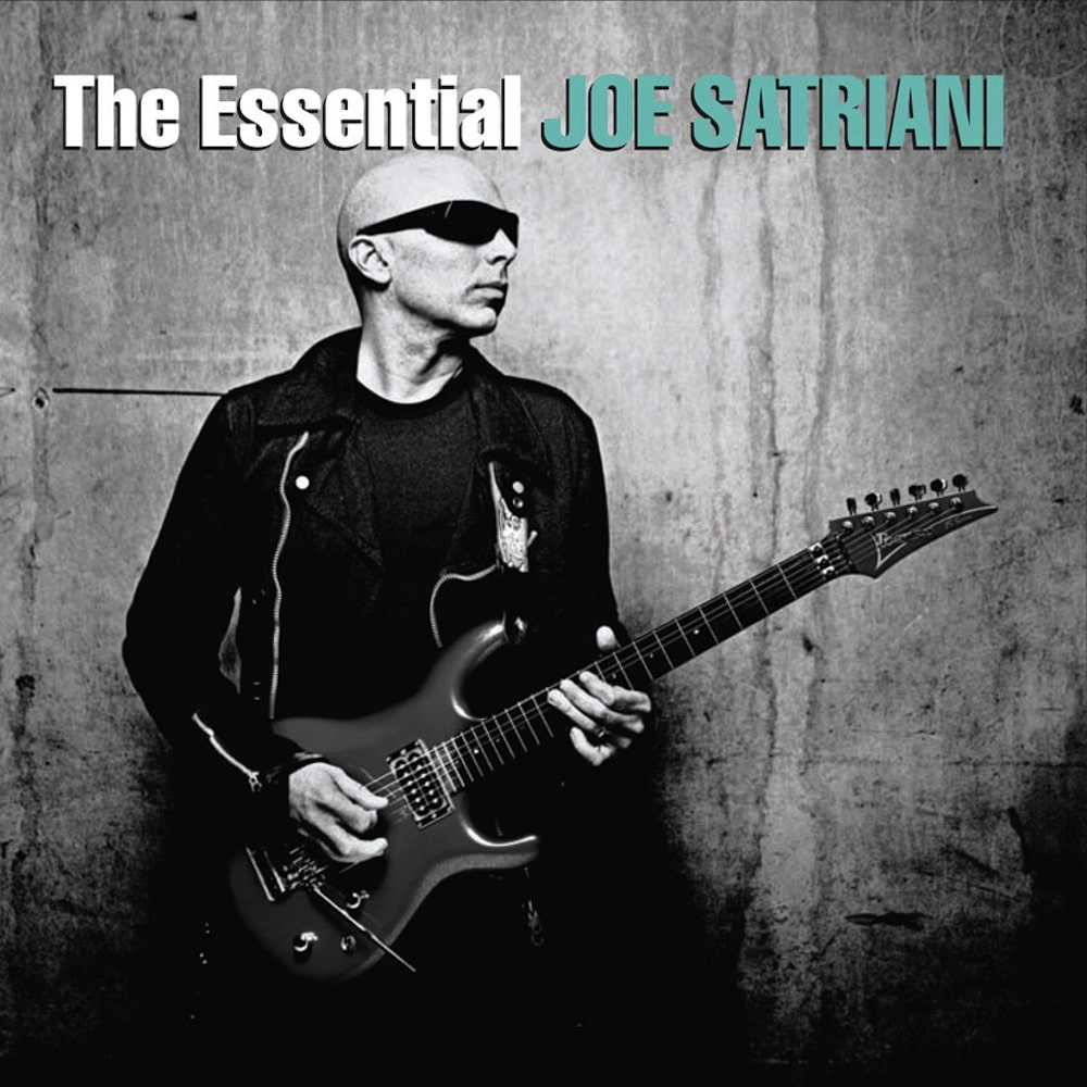 The Essential Joe Satriani album CD compilation
