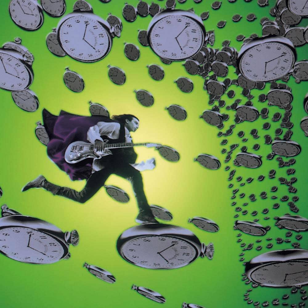 Joe Satriani Time Machine 1993 album CD
