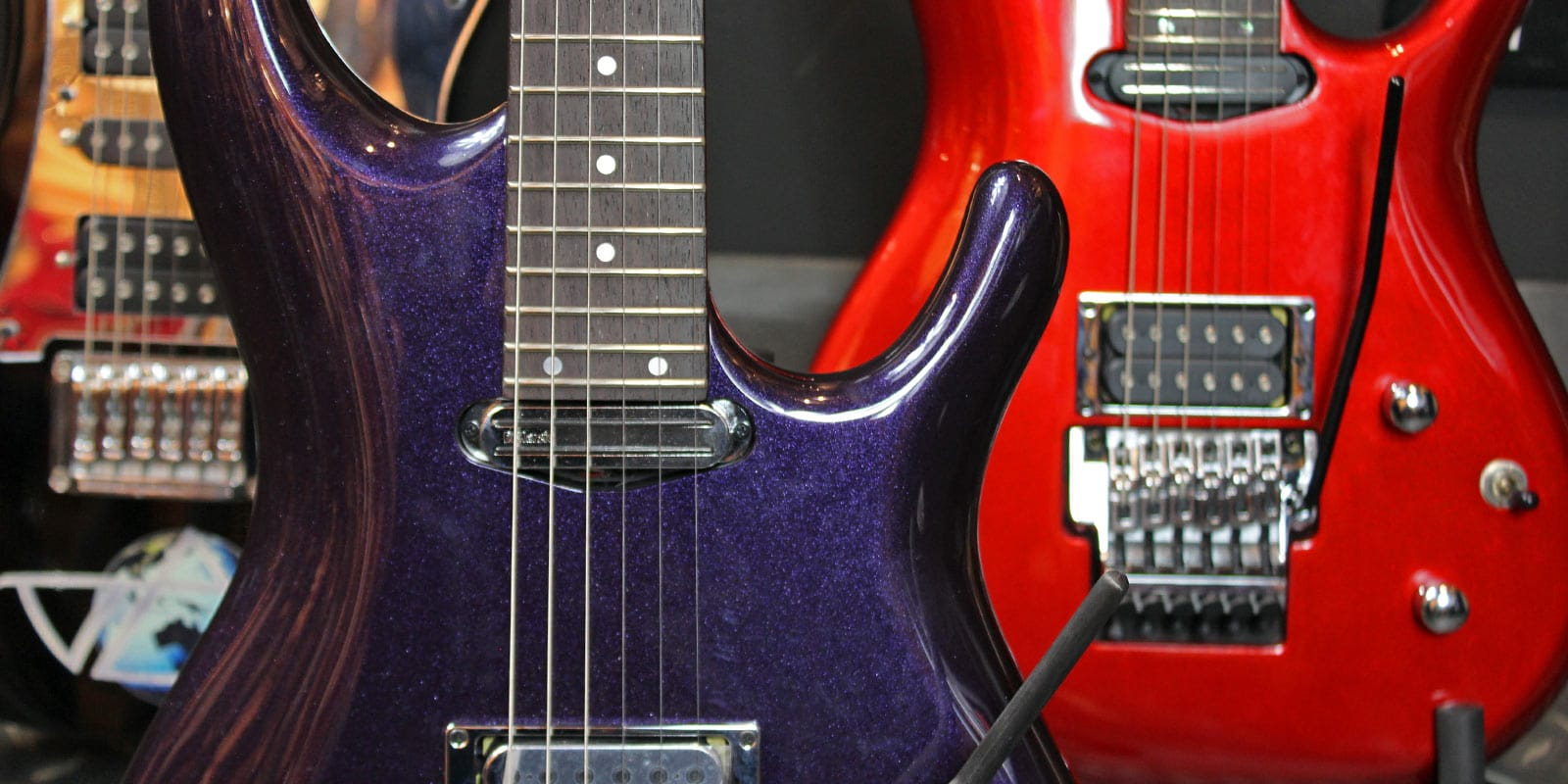 Ibanez JS2450 test review