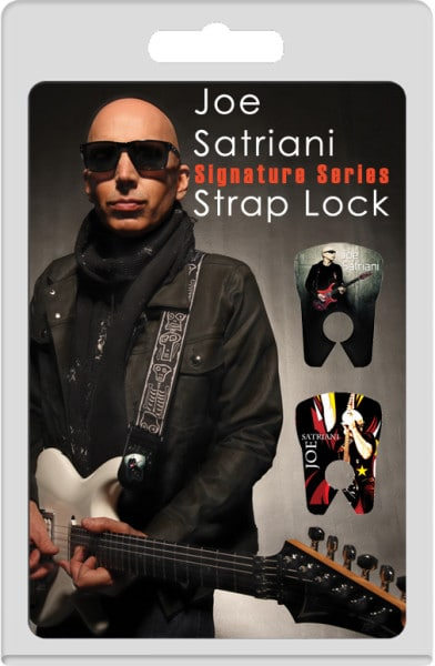straptight straplocks signature joe satriani strap locks