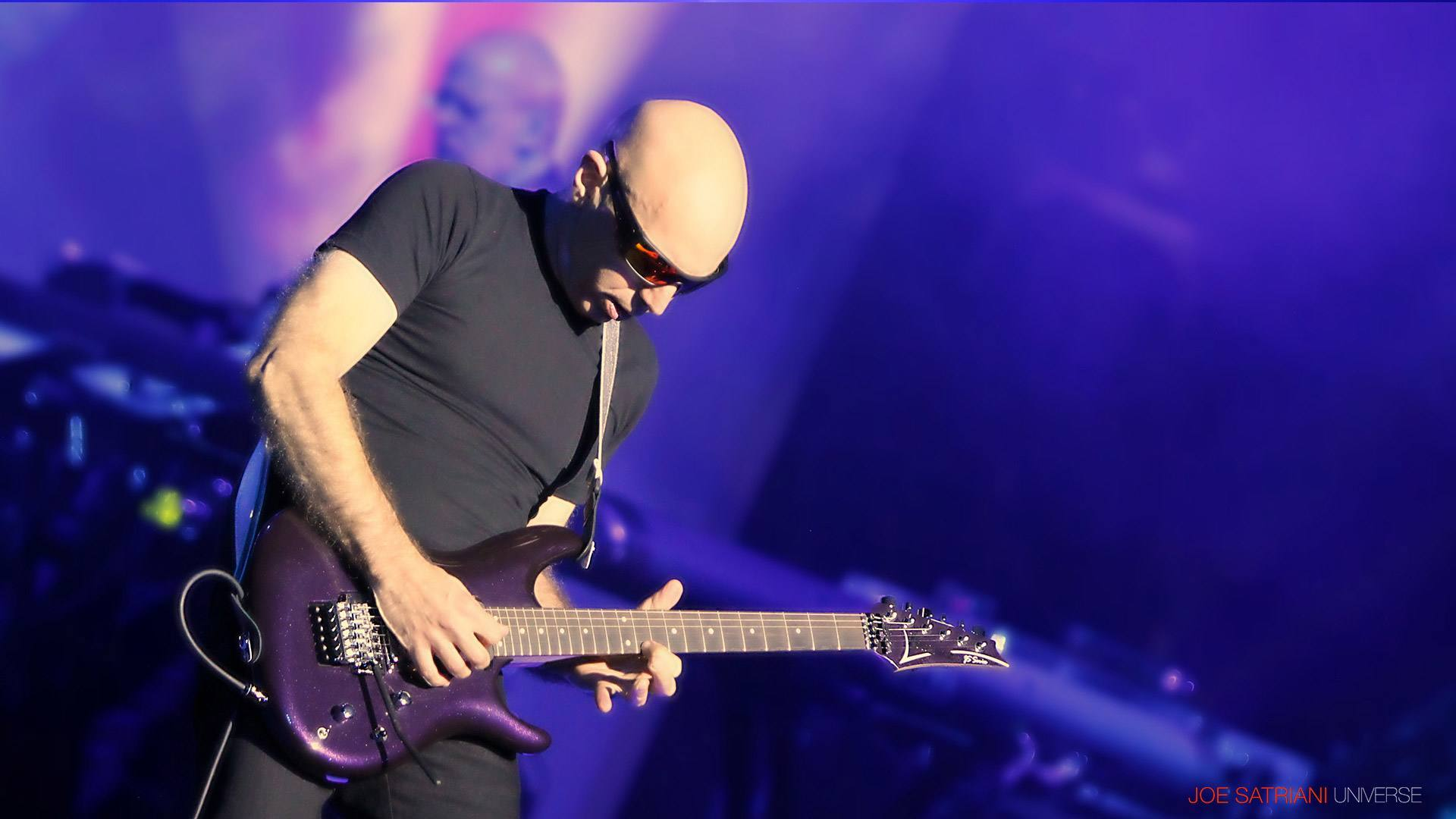 joe satriani js2450 ibanez js interview 2015 live shockwave tour