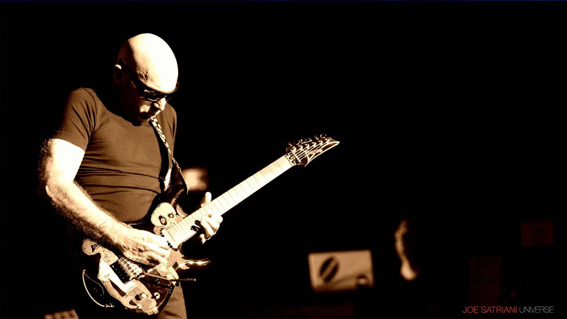 joe satriani js25art ibanez js interview 2015 live shockwave tour