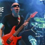 Joe Satriani celebrates his 60th birthday at Guitare En Scène