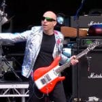 Joe Satriani live at the Hellfest