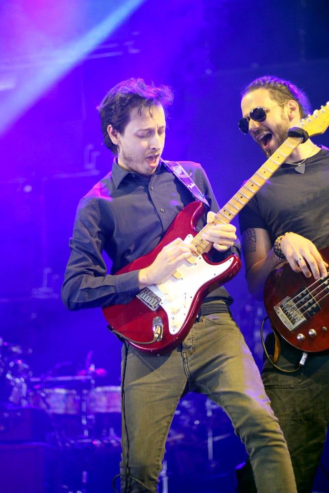 daniele gottardo interview guitare en scene