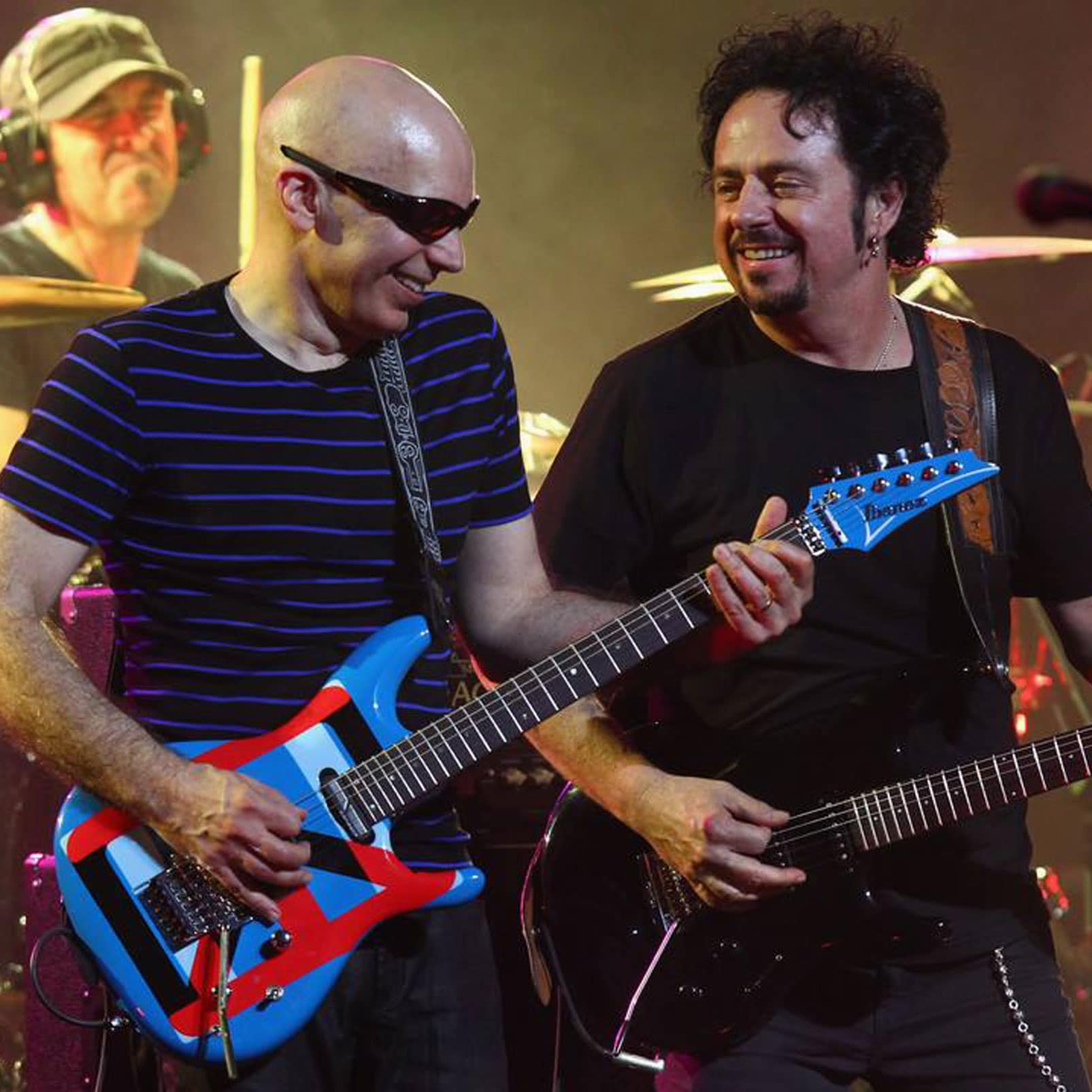 G3 Joe Satriani Steve Lukather