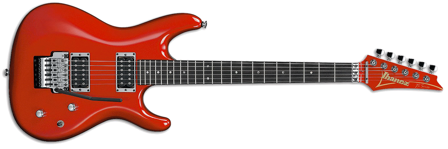Ibanez JS1200 Candy Apple Joe Satriani signature
