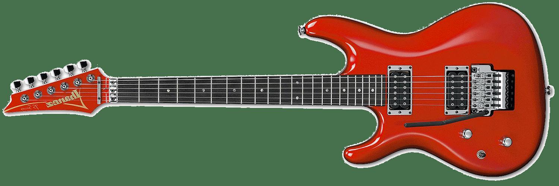 Ibanez JS1200L left handed Joe Satriani signature