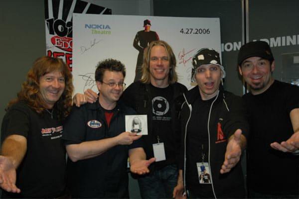 Joe Satriani Andy Timmons Galen Henson Dave Larue Jeff Campitelli