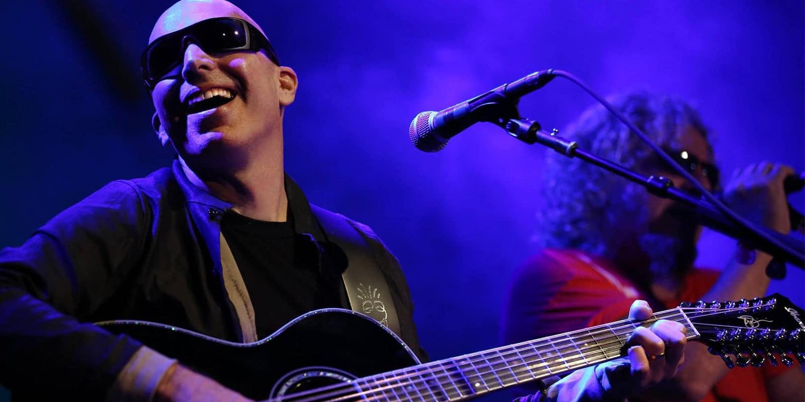 Joe Satriani JSA20 JSA5 acoustic Ibanez signature