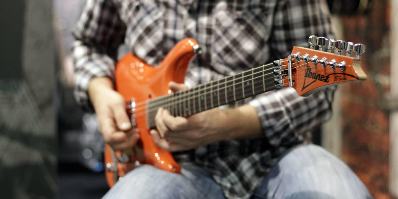 New Ibanez JS2410 Prestige Joe Satriani signature