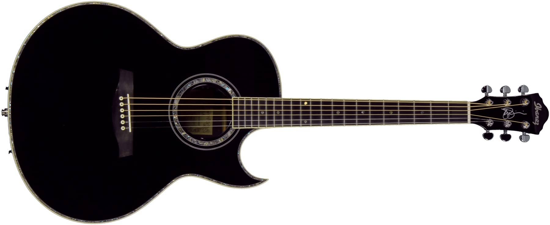 Ibanez JSA10 acoustic signature Joe Satriani JS