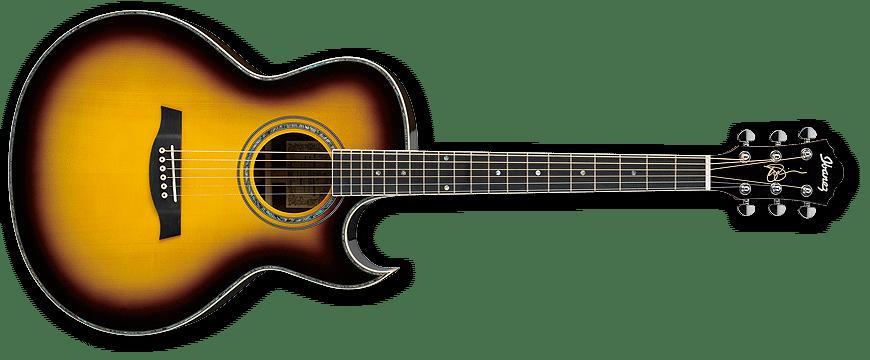 Ibanez JSA20 signature Joe Satriani