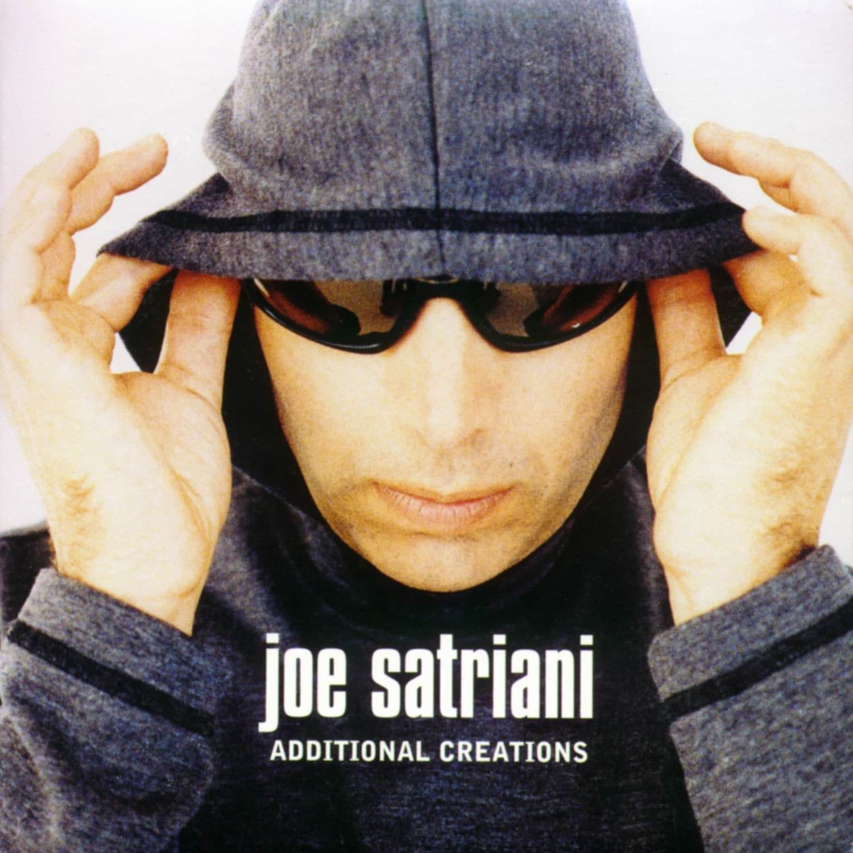 Joe Satriani Additional Creations 2000 EP