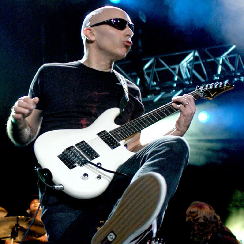 Joe Satriani Backing Track BT