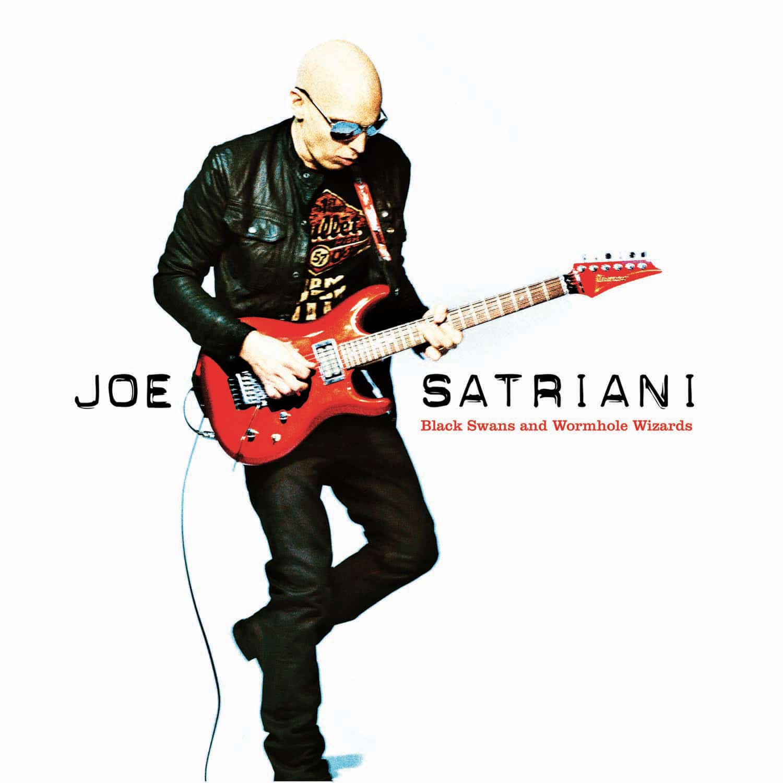 Joe Satriani Black Swans And Wormhole Wizards 2010 album CD