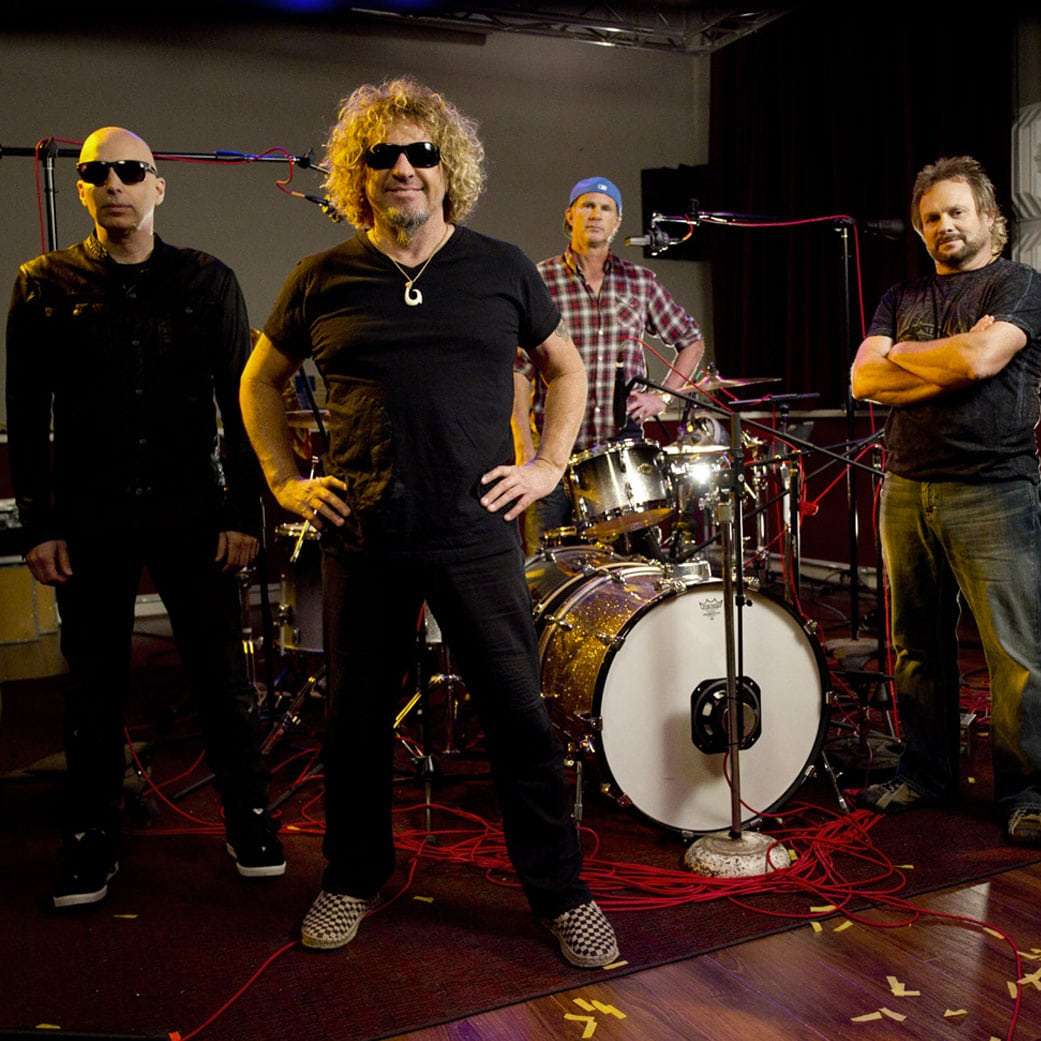 Chickenfoot album