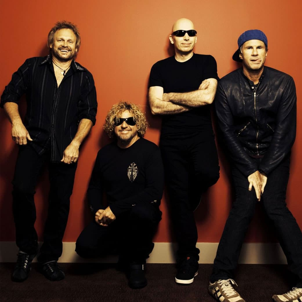 Chickenfoot history