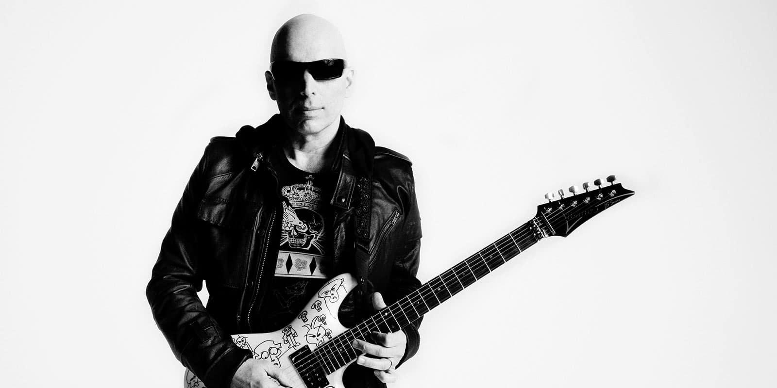 Joe Satriani Interview the Enigmatic Reciipe for Success