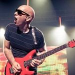 Interview Joe Satriani Satchurated