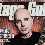 Interview Joe Satriani Vintage Guitar Magazine