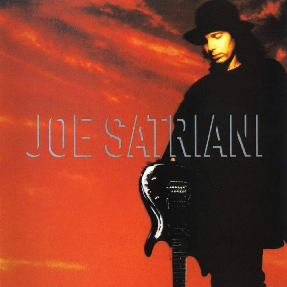 Joe Satriani 1995 album CD