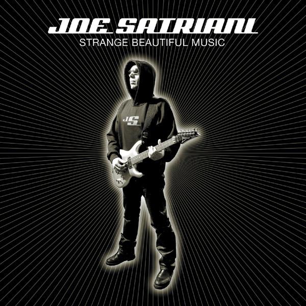 Strange Beautiful Music Joe Satriani 2002 album CD