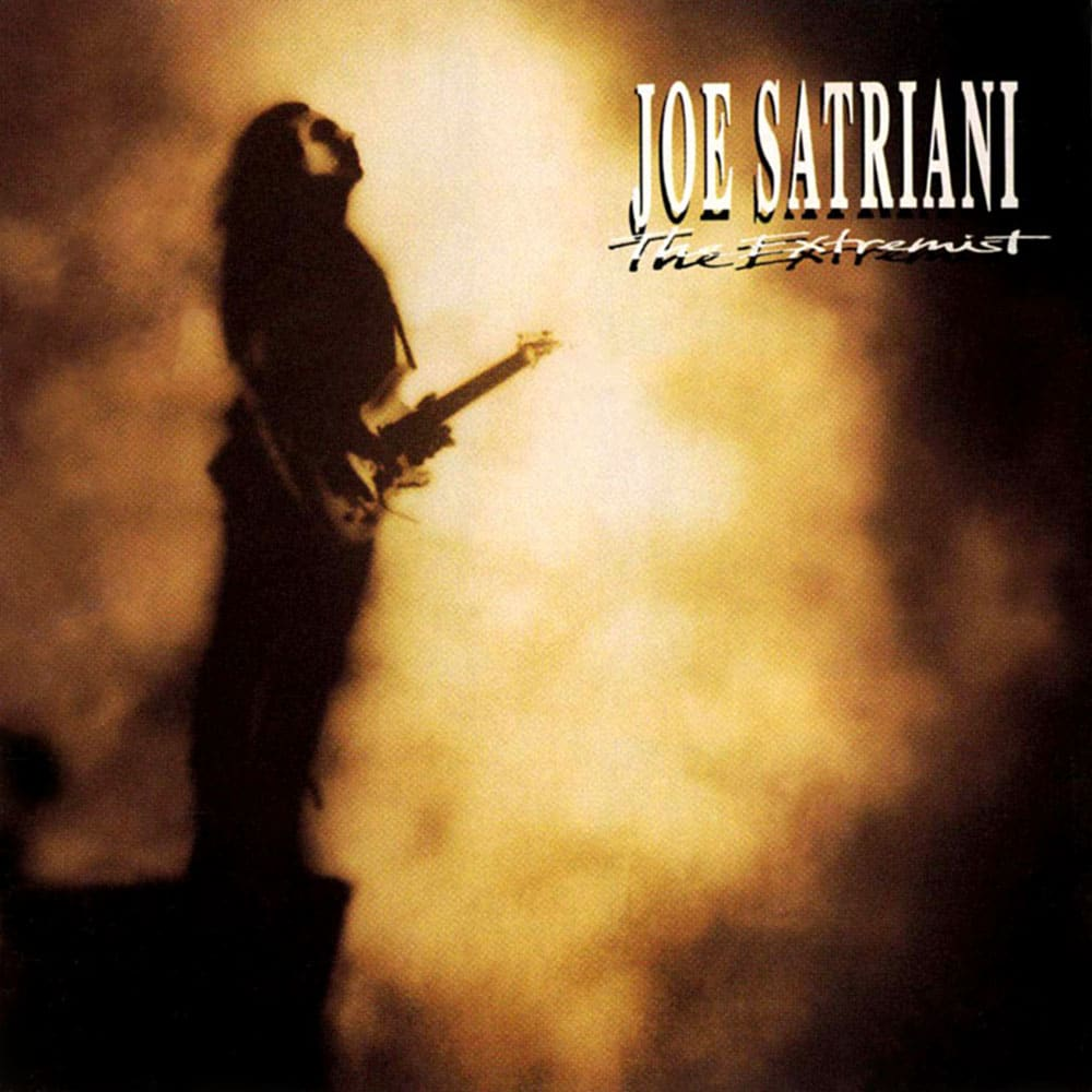 Joe Satriani The Extremist 1992 album CD