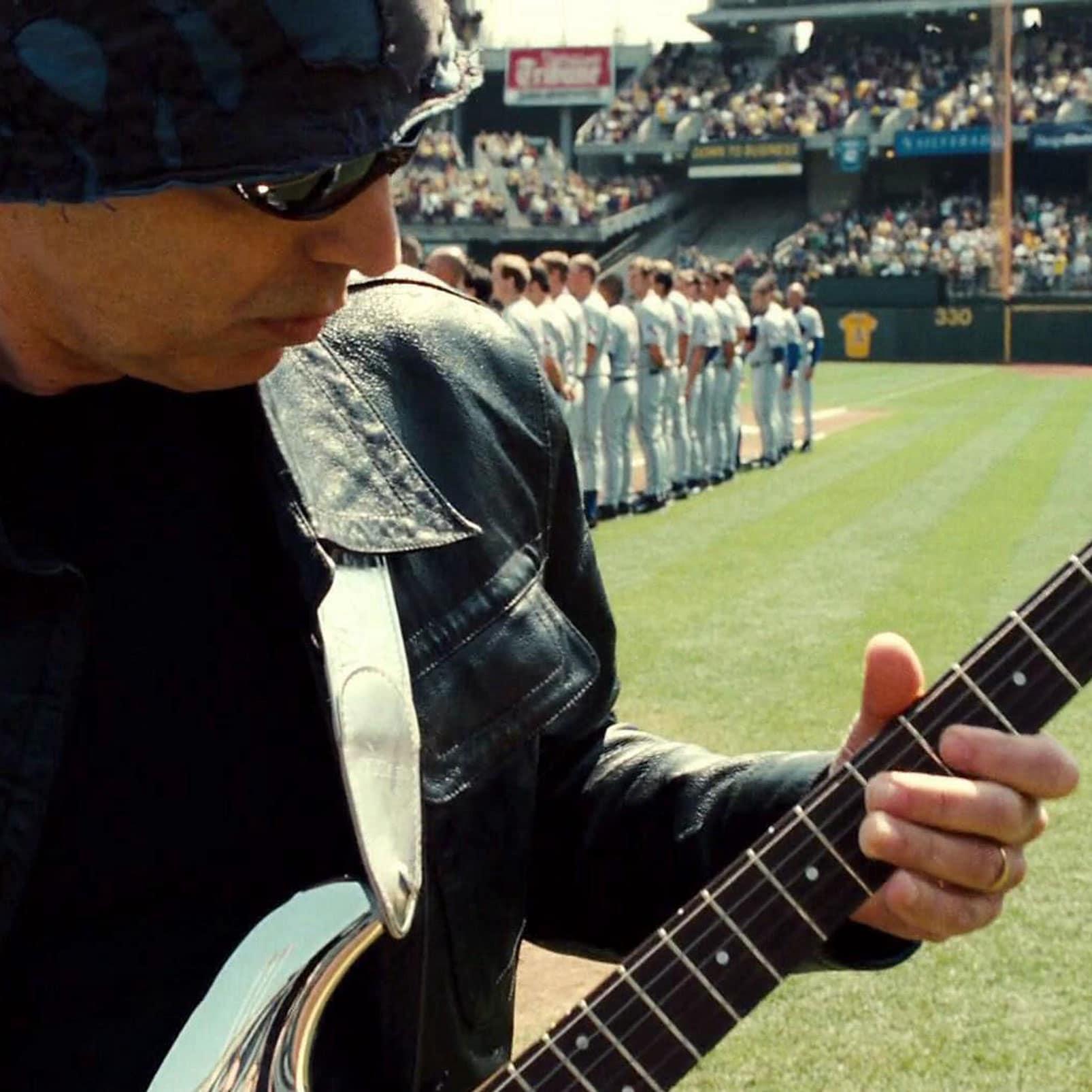 Joe Satriani video Honeyball