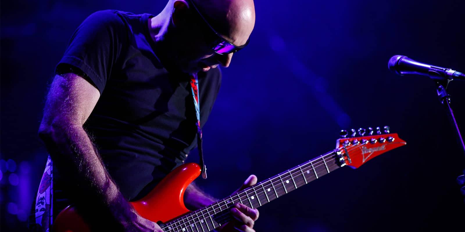 Joe Satriani Shockwave Supernova album 2015