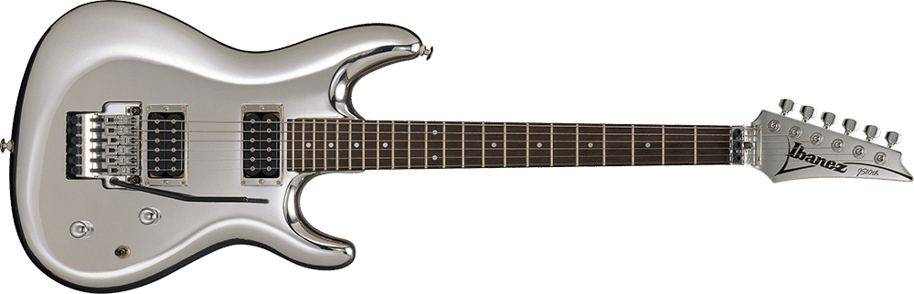 ibanez js10th signature joe satriani chromeboy