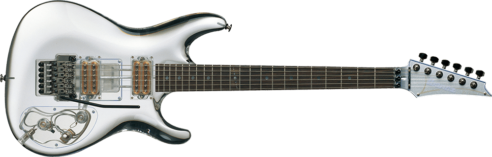 Ibanez JS2k signature Joe Satriani crystal planet y2k