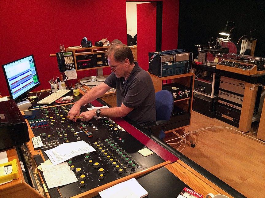 joe satriani shockwave supernova vinyl bernie grundman mastering 2015