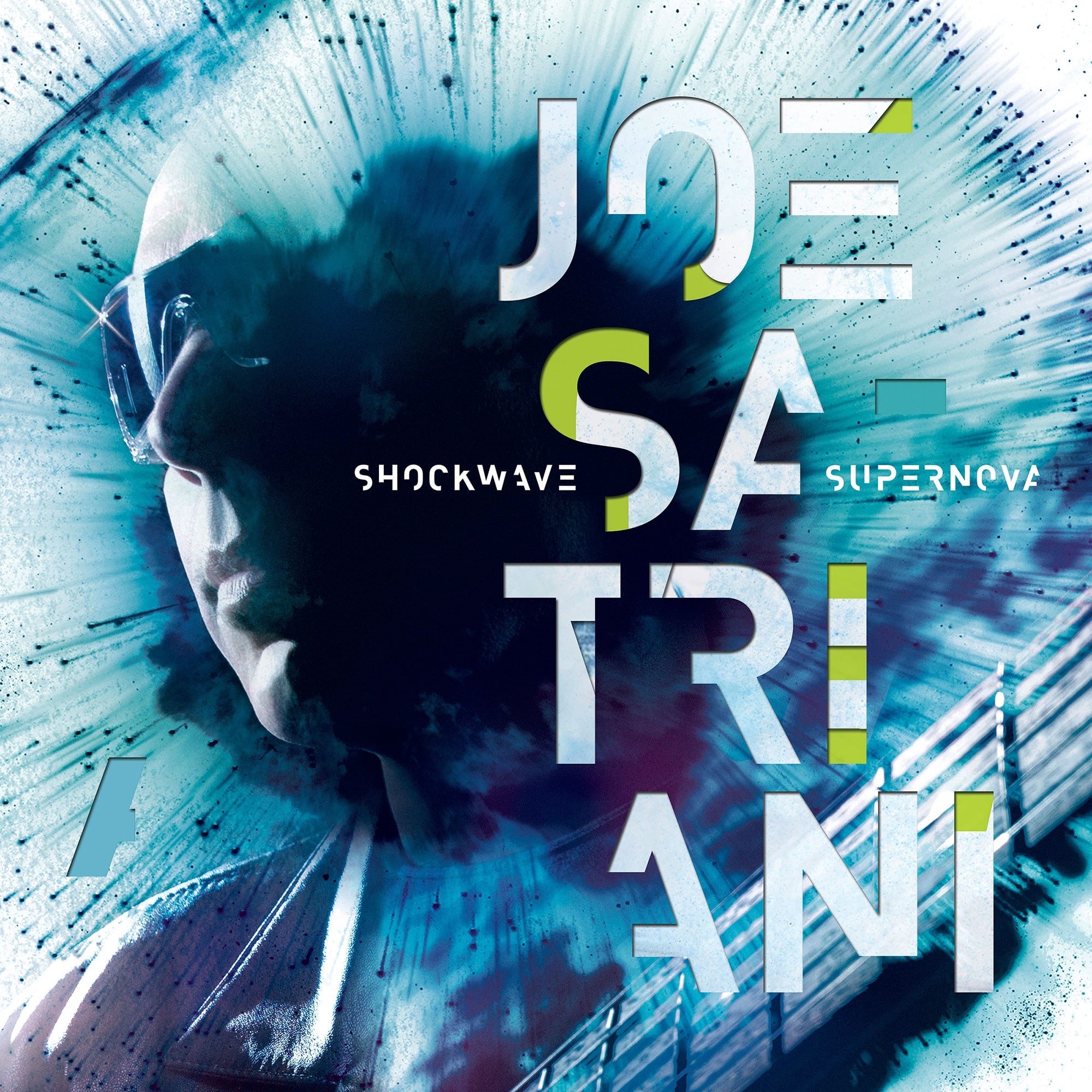 shockwave supernova joe satriani 2015 album cd record