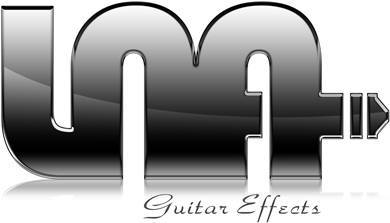logo lna guitar effects joe satriani universe