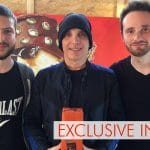 Joe Satriani 60th birthday interview