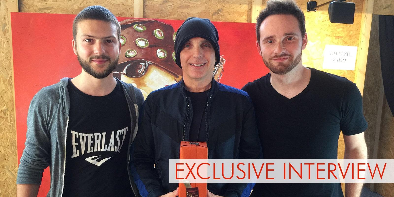 joe satriani interview 60th birthday guitare en scene 2016
