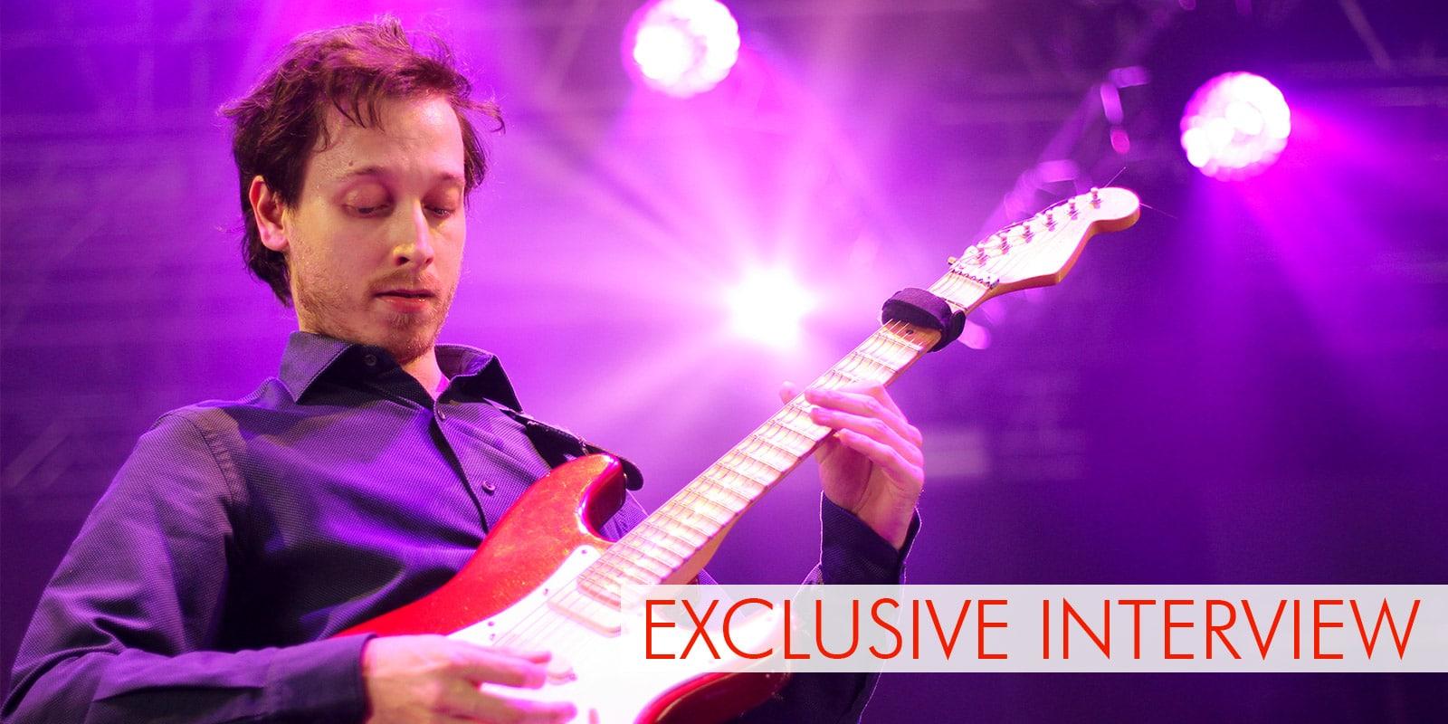 daniele gottardo interview guitare en scene 2016 saturax