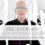 Joe Satriani – What Happens Next – NEW ALBUM